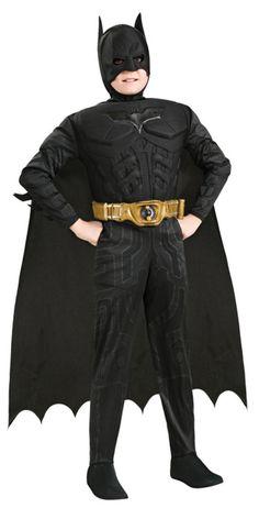 Batman Deluxe Toddler Costume