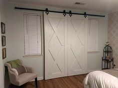 Rustic Barn Door Shutters 28 Ideas For 2019 Sliding Bedroom Doors, Sliding Door Blinds, Sliding Glass Door, Closet Doors, Pantry Doors, Wardrobe Doors, Rustic Patio Doors, Farmhouse Patio Doors, Rustic Barn