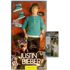 JUSTIN BIEBER JB STYLE COLLECTION DOLL (TEAL OUTFIT) (Toy)  http://documentaries.me.uk/other.php?p=B0049TEOQE  B0049TEOQE