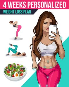 How to lose up to 10 pounds in 14 days - the answer is just below! An easy complex of exercises will help you to get rid of unwanted weight and become slimmer! Incredible results are waiting for you! Weight Loss Workout Plan, Weight Loss Challenge, Weight Loss Meal Plan, Easy Weight Loss, Weight Loss Program, Healthy Weight Loss, How To Lose Weight Fast, Weight Training Programs, Losing 10 Pounds