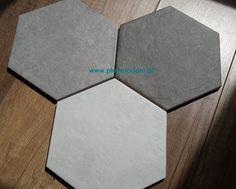 Equipe - Hexatile Cement White 17,5x20 Planeta dom
