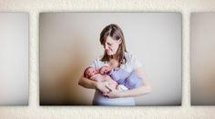 Raleigh, NC Newborn Photographer Red Bridge Photography Newborn Studio session with twin girls, Violet & Isabella!