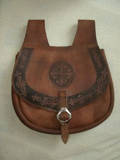 Medieval bag by Ereliorel.deviantart.com on @deviantART