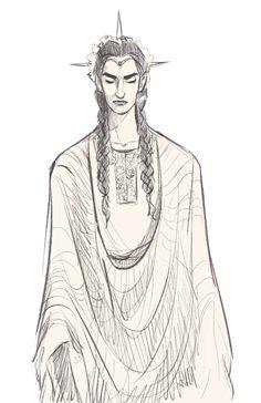 Elrond by Kris