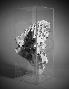 N - A R C H I T E K T U R   Living Morphologies  supermanoeuvre Arch Model, Small Art, Cool Pictures, 3d Printing, Sculpture, Prints, Design, Home Decor, Art 3d