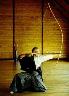 kyudo, japanese archery