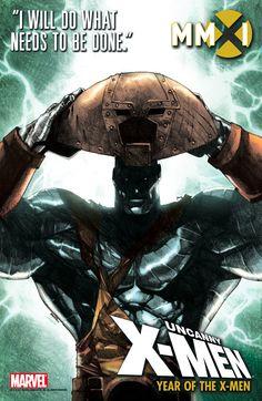 Colossus: Uncanny X-Men #540