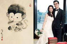 Tang Wei announces that she's expecting a Monkey baby with husband, director Kim Tae-yong!