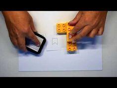Stämpelpositionering / stamp positioning