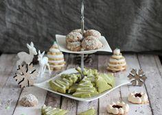 plaetzchenrezepte matcha-tannenbaeumchen schokobusserl weihnachtsbaeckerei rezepte keksrezept castlemaker Lifestyleblog