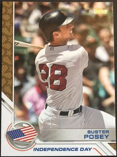 2017 Topps Independence Day #ID26 Buster Posey