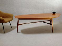 Coffee Table Couchtisch Original JahreDanish Modern Mid Century