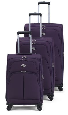 American Tourister luggage sets for honeymoon travel! Get them for a great price at Tuesday Morning. #TuesdayMorning #wedding #gifts