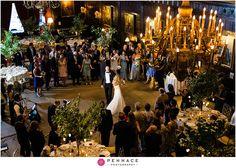 Harvard Hall Wedding