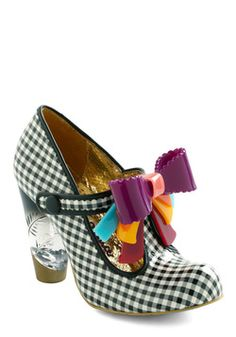 You Candy Do It Heels - Wouldn't you know that they didn't have these fun shoes in my size!