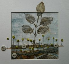 'A fine place'   by Louise O'Hara of DrawntoStitch  www.drawntostitch.com