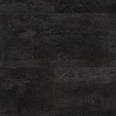 Show details for Beaulieu Bliss Good Vibrations Tile Tranquility- 12x24 Luxury vinyl flooring, hardwood alternative, dark brown/black tile
