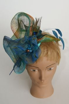 Haardecoraties Fascinators [Hoeden en Zo ]