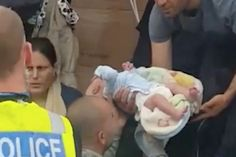 Miracle baby born in Calais Jungle just days ago is rescued from lorry after being smuggled into Britain - https://amazingreveal.com/blog/2016/09/08/miracle-baby-born-in-calais-jungle-just-days-ago-is-rescued-from-lorry-after-being-smuggled-into-britain/