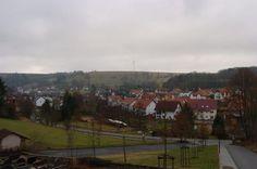Queidersbach, Germany... sleepy little German town... loved it.