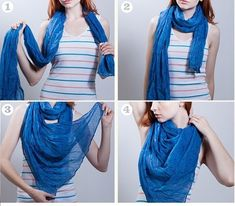 8 Style Ideas for Scarves – Get Your Style Quotient!