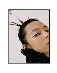 Glam Makeup, Makeup Inspo, Makeup Art, Makeup Inspiration, Beauty Makeup, Eye Makeup, Hair Makeup, Pink Makeup, Colorful Makeup