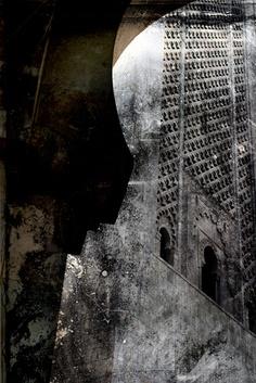Fotografia de Autor - Marrocos - Mesquita Hassam II by jorge , via Behance