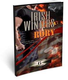 Lady Reader's Bookstuff: Official Book Tour: RORY (In The Company of Snipers, #6) by @IrishWinters1 - Schedule + Giveaway