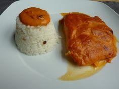 Charo y su Cocina: BACALAO EN SALSA DE PIQUILLOS (TRADICIONAL)
