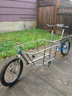 image | by deedeehetch Three Wheel Bicycle, Bicycle Sidecar, Velo Cargo, Electric Bike Kits, Biking With Dog, Retro Bike, Push Bikes, Bike Trailer, Bicycle Maintenance