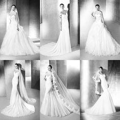 All White, One Shoulder Wedding Dress, Elegant, Wedding Dresses, Fashion, Life, Classy, Bride Gowns, Wedding Gowns