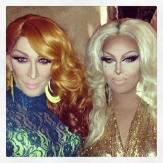 Detox Icunt and Roxxxy Andrews