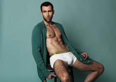 Matthew Lewis for Attitude magazine