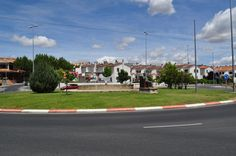 Rotonda de Adolfo Suárez (Plasencia)