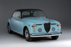 1952 Lancia Aurelia B53 Coupe I want to tool around in THIS!!!