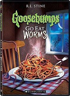 Noah Shebib & Kristin Fairlie & Steve DiMarco-Goosebumps: Go Eat Worms