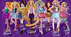 fairy tale high toys | Toy Review: Fairy Tale High – the Princesses in High School! # ...