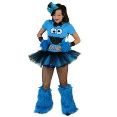 Cookie Monster Halloween costume