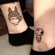 663ef7dcd grace neutral Grace Neutral Tattoo, Studio Ghibli Tattoo, Hand Poke,  Tasteful Tattoos,