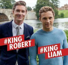 King Liam!