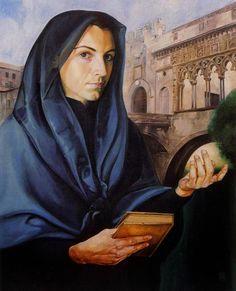 Santos, Beatos, Veneráveis e Servos de Deus: SANTA ROSA VENERINI, Virgem e Fundadora (das Mestr...