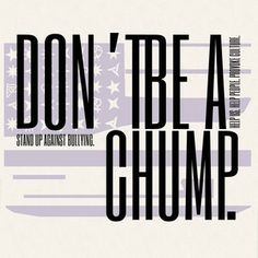 Provoke Culture | Don't Be a Chump