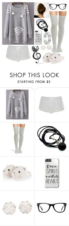 """""""I'm Just Being Lazy Today 😋😋😴"""" by hope-arya ❤ liked on Polyvore featuring WithChic, Lou & Grey, Peony & Moss, Chanel, Muse and BillyTheTree"""