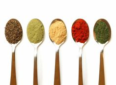 spices and herbs with a huge impact