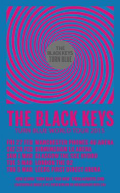#TheBlackKeys are to tour the UK in 2015. The Black Keys will return to the UK for a run of five arena shows in February 2015. The US duo, who released their latest #album 'Turn Blue' earlier this year, will kick off the tour in Manchester at the Phones 4u Arena on February 27 before playing in Birmingham, Glasgow, London and Leeds.  Tickets are on-sale now and available from; www.gigsandtours.com