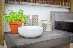 Tânia Martins | Exteriores | Outdoor | Teapots | Jug  | Plant | Bowls