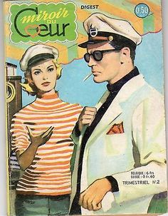 MIROIR DU COEUR 2  ARTIMA 1962 TRES RARE