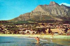 Camps Bay history in photos. Take a trip down memory Lane to find out more about the area around your Cape Town Holiday Villa. Cape Town Holidays, Bay News, History Photos, Camps, South Africa, How To Find Out, Nostalgia, Past, Villa