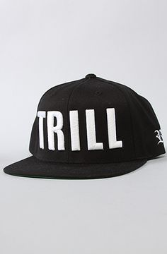 TRILL SNAPBACK by Roberto Vincenzo