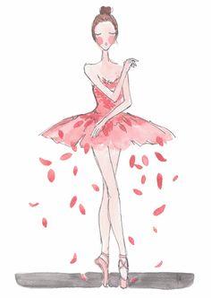 ...Pink Ballerina